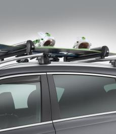Тримач для лиж та сноуборду (600)