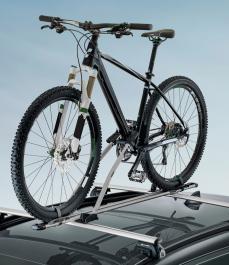 Багажник для велосипеда, максимальне навантаження 17кг.