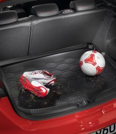Автокилим гумовий в багажник