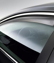 Дефлектор бічних вікон
