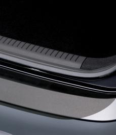Захисна плівка на задній бампер чорна (SW)