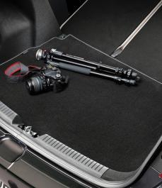 Килимок гумовий в багажник без напрямних для багажу
