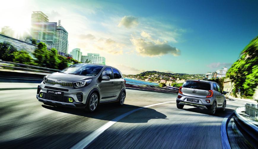 Українські продажі нового Kia Picanto стартують у квітні!