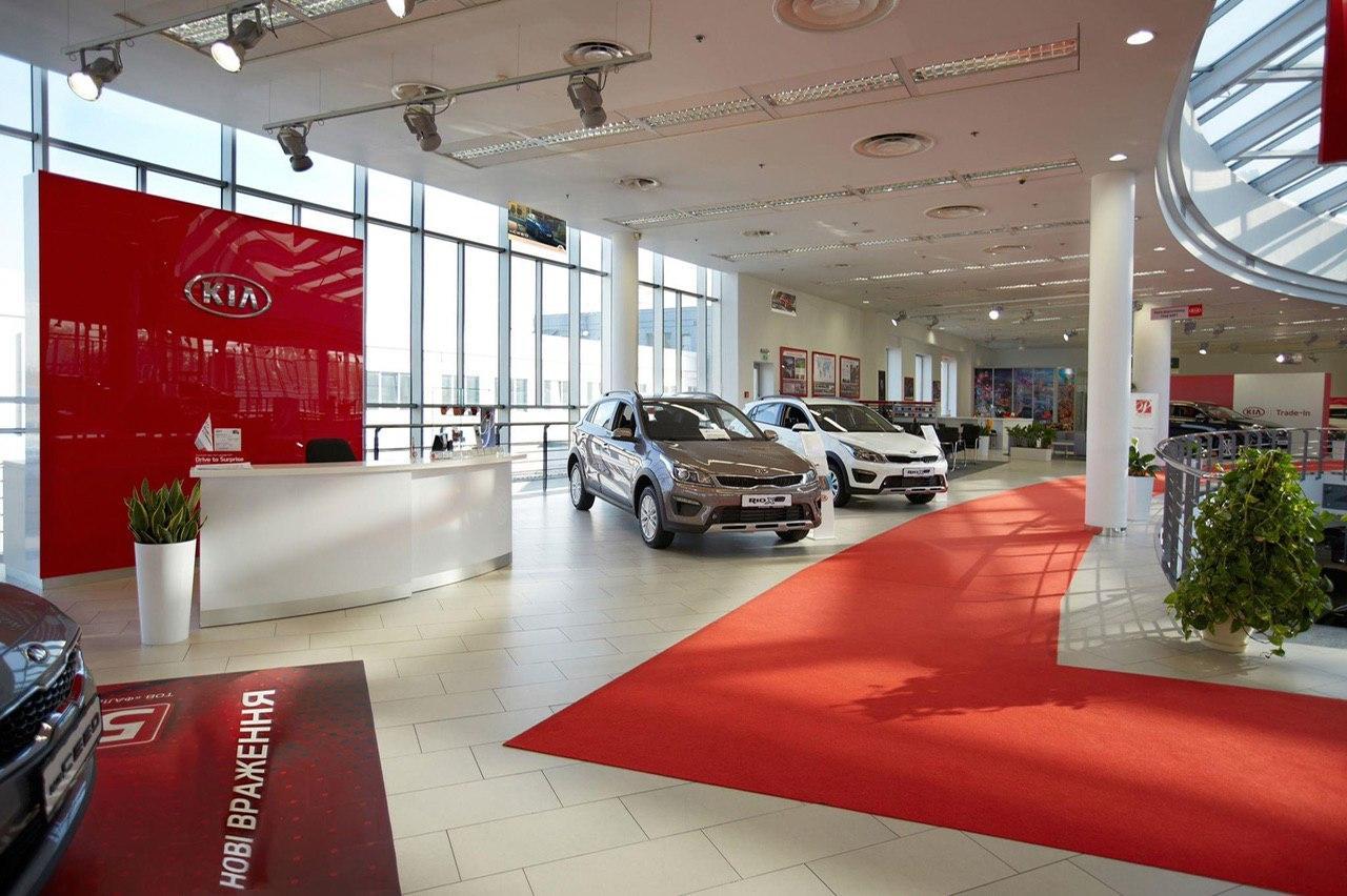 Автосалон Кіа на Петрівці чекає на своїх клієнтів!