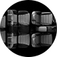 Використовуючи простір КІА Соренто всередині по-максимуму